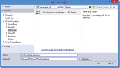 LeveragingVisualStudioSQLServerDatabaseProjects