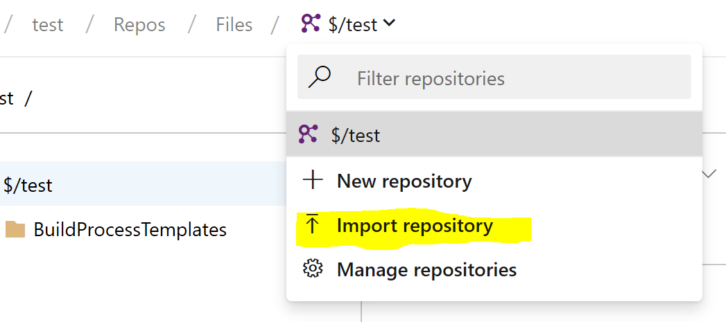 Working with Azure DevOps TFVC to Git 'Tip' Migrations - SPR