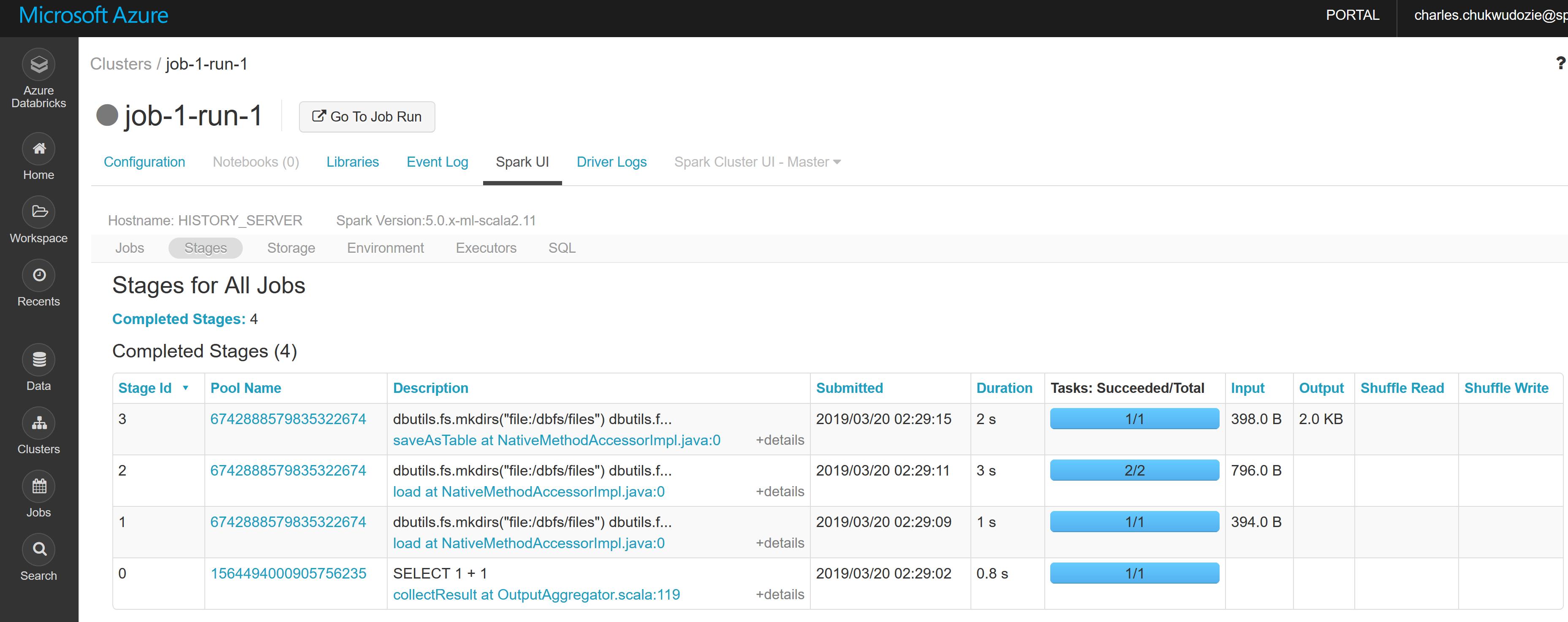 Automate Azure Databricks Job Execution using Custom Python