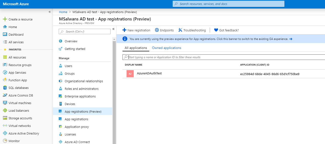 Securing web applications using Open Id & Azure AD – part 2 - SPR